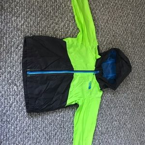 Toddler Authentic North Face Rain Jacket